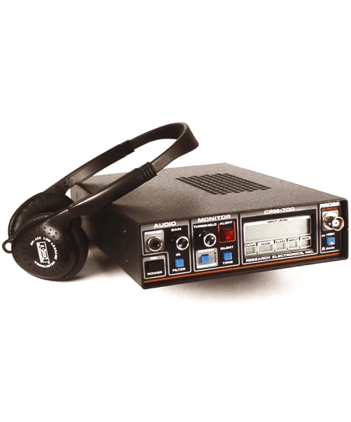 CPM 700 Countermeasures Probe Monitor Broadband Detector