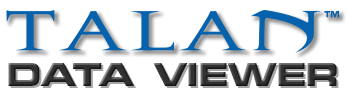 TALAN Data Viewer logo