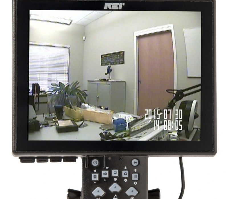 VPC 2.0 Video Pole Camera Display