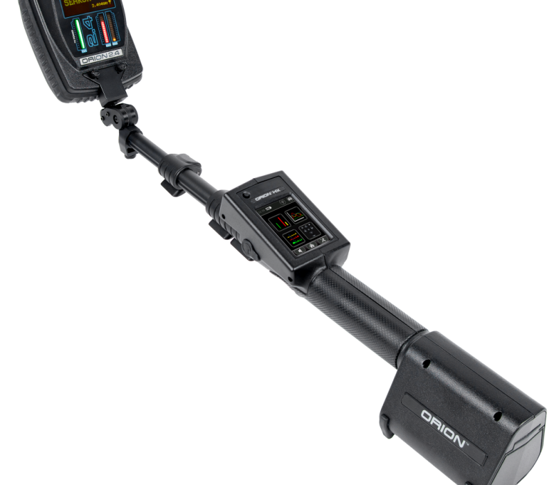 ORION 2.4 HX Non-Linear Junction Detector Partial Extend