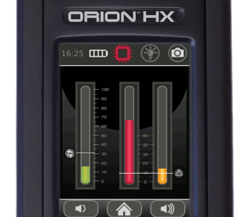 ORION 900 HX Harmonic Display