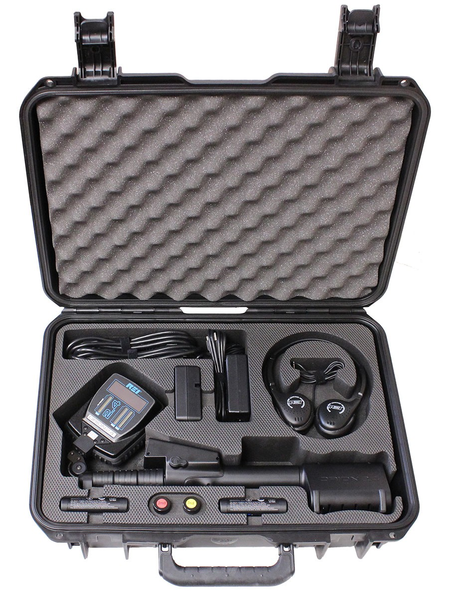 ORION 2.4 HX Non-Linear Junction Detector in Case with Accessories