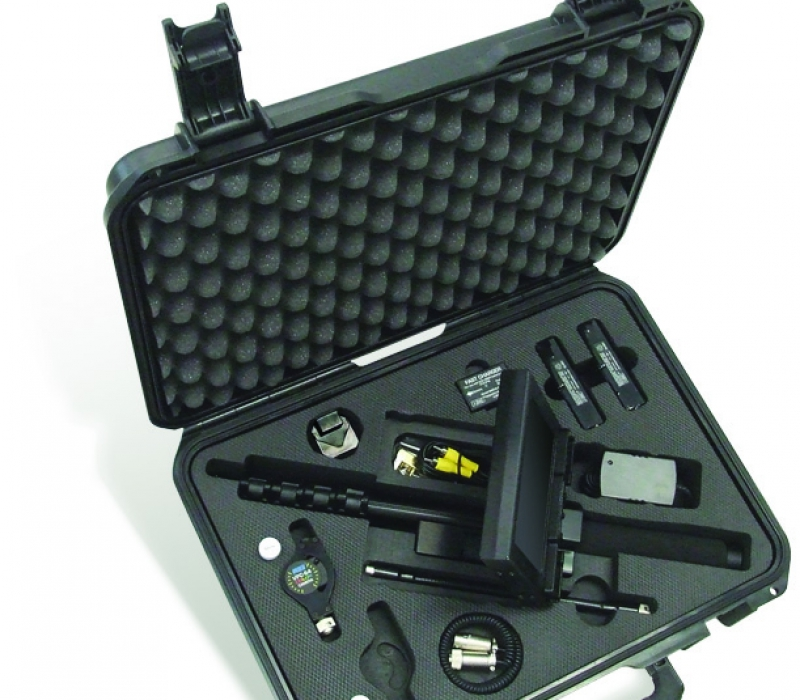 VPC-64 Video Pole Camera in Case with Accessories