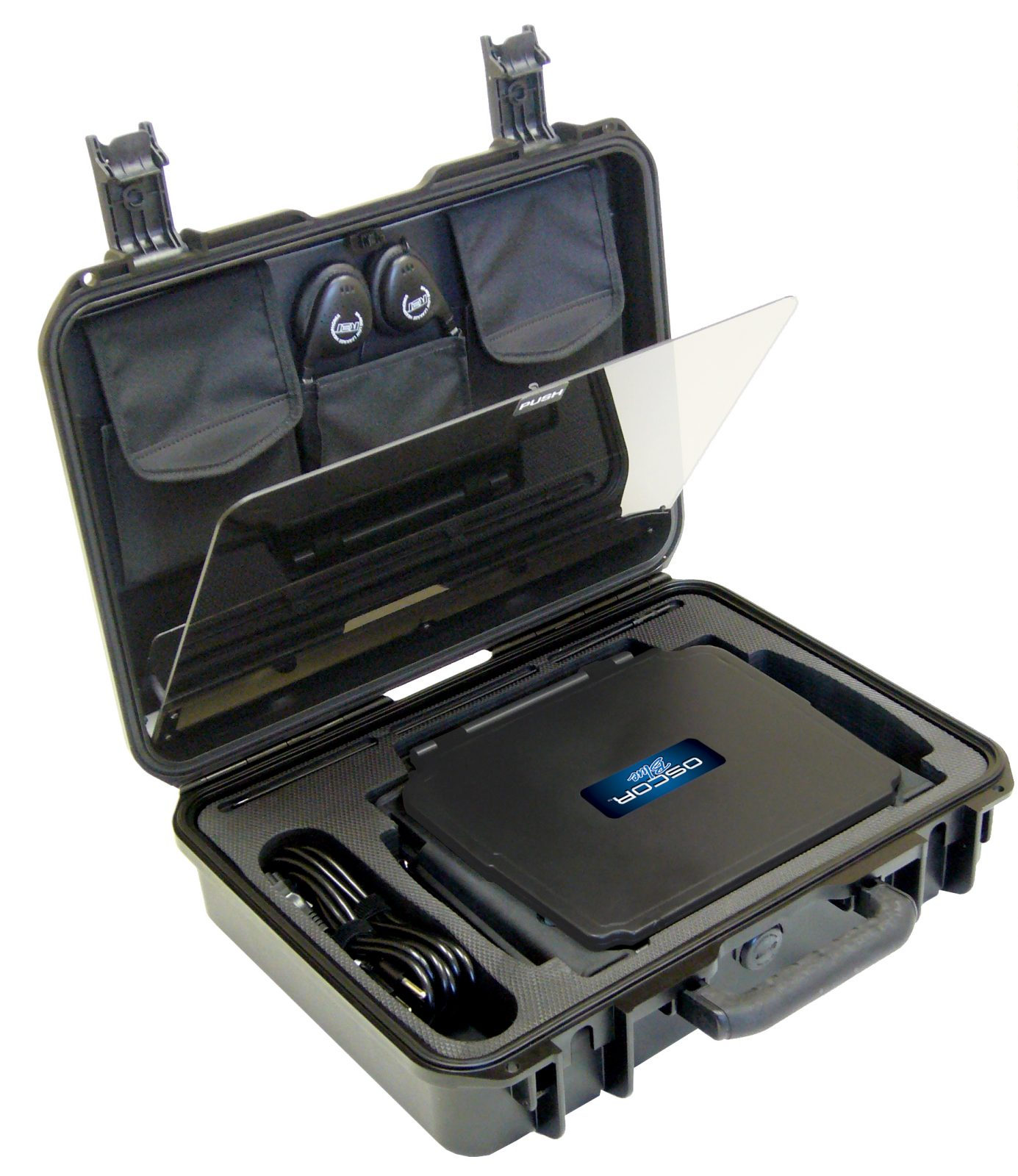 OSCOR Blue Spectrum Analyzer and Case