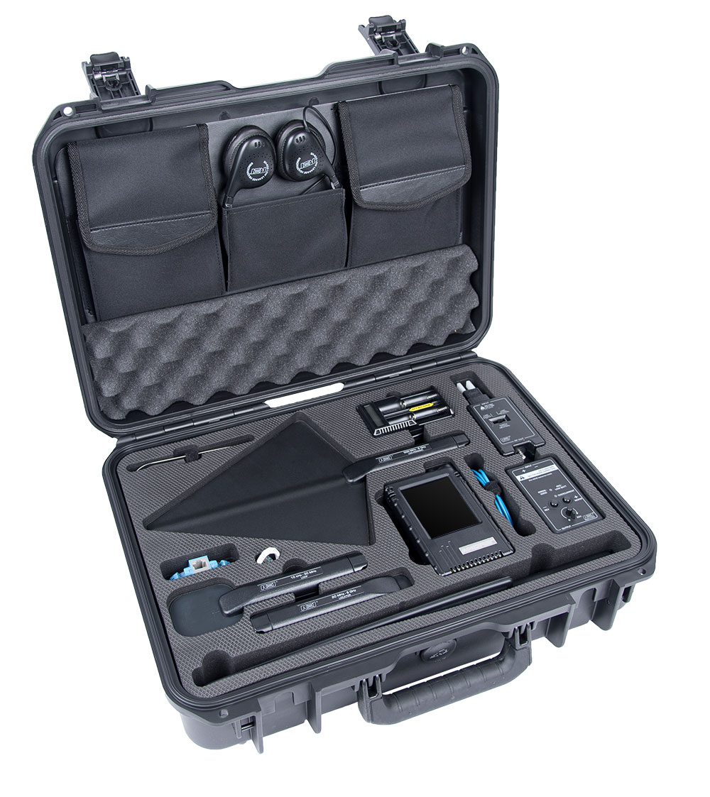 ANDRE Advanced Kit Case and Accessories