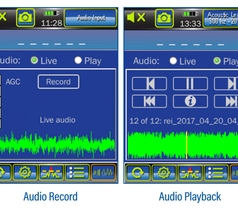 ANDRE Audio Recording and Playback