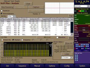 TALAN 3.0 Telephone and Line Analyzer VoIP Plus Analysis