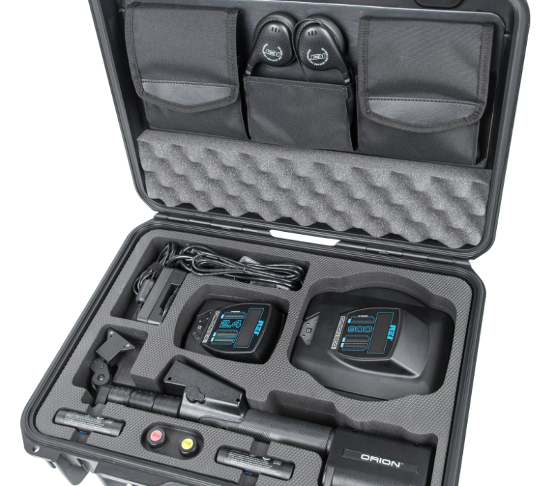 ORION HX Deluxe Non-Linear Junction Detector Case