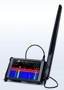 MESA™ Mobility Enhanced Spectrum Analyzer