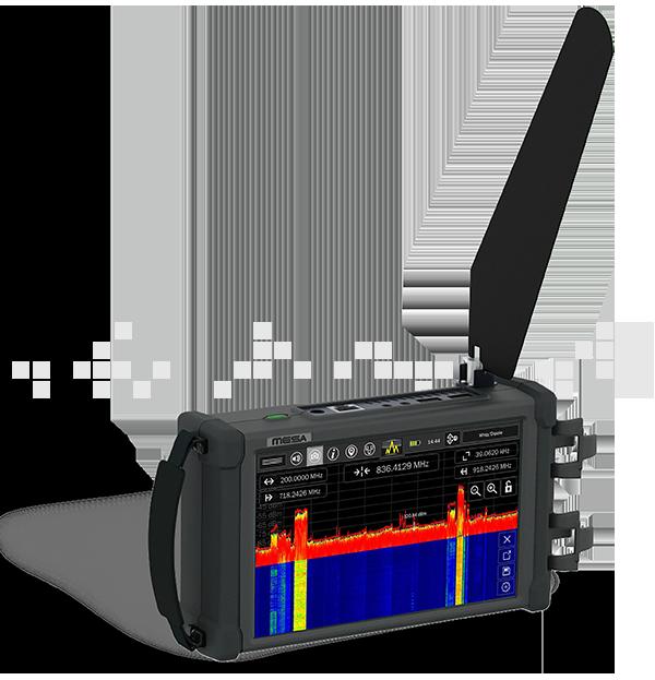 MESA Mobility Enhanced Spectrum Analyzer