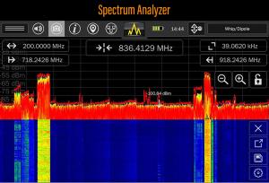 MESA Spectrum Analysis