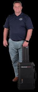 TTK Carry-on TSCM Sweep Kit