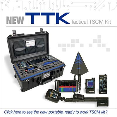REI's new portable TTK Tactical TSCM Kit
